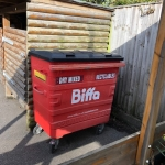 Recycling big bin
