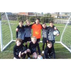 Yr56 Football Earley St Peters 1